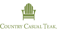 Country Casual Teak Outdoor Furniture